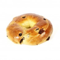 Bagel raisin