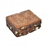 Brownie ganache