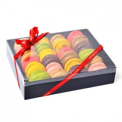 Boîte 24 macarons