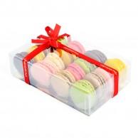 Boîte de 16 macarons