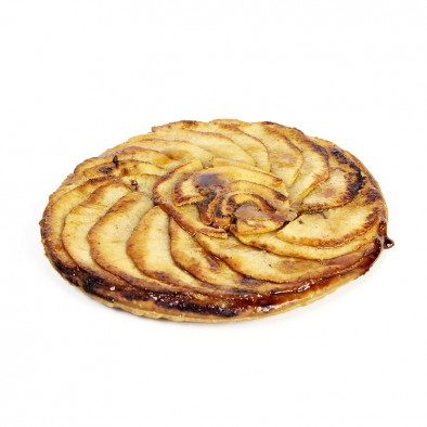 La Tartelette fine aux pommes
