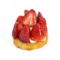 La Tartelette aux fraises